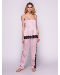 Пижама креп сиреневая Serenade